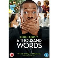 Thousand Words DVD