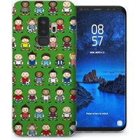 CASEFLEX SAMSUNG GALAXY S9 PLUS FOOTBALL FANS CASE / COVER (3D)