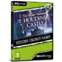 The Great Unknown: Houdini's Castle Hidden Object Game for PC (CD-ROM)