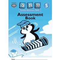 Scottish Heinemann Maths 5 Assessment Book 8PK