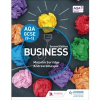 AQA GCSE (9-1) Business, Second Edition by Andrew Gillespie, Malcolm Surridge (Paperback, 2017)