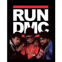 Run DMC - Group Framed 30 x 40cm Print