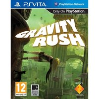 Gravity Rush Game PS Vita