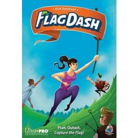 Flag Dash Board Game