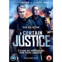 A Certain Justice DVD