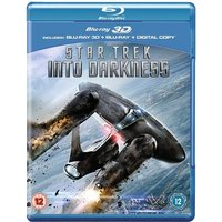 Star Trek Into Darkness Blu-ray 3D Blu-ray