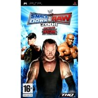 WWE Smackdown vs Raw 2008 Game