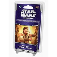 Star Wars The Card Game Heroes and Legends