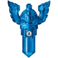 Traptanium Flying Helmet Water (Skylanders Trap Team)