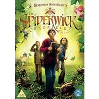 The Spiderwick Chronicles DVD