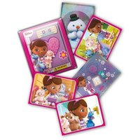 Disney Doc McStuffins Sticker Collection (50 Packs)