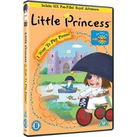 Little Princess: I Want to Play Pirates [DVD]