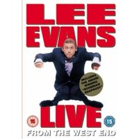 Lee Evans: Live From The West End DVD