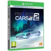 Project Cars 2 Collectors Edition Xbox One Game