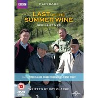 Last of the Summer Wine - Series 27 & 28 DVD
