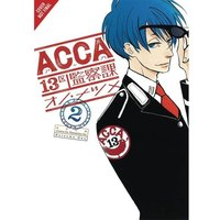 ACCA 13: Territory Inspection Department: Volume 2