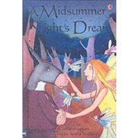 A Midsummer Night's Dream: Gift Edition (3.2 Young Reading Series Two (Blue)) Hardcover