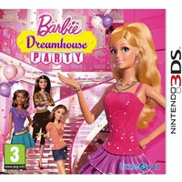 Barbie Dreamhouse Party Game 3DS