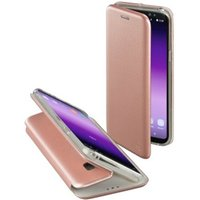 Hama Curve Booklet for Samsung Galaxy S8, rose gold