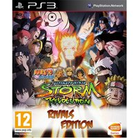 Naruto Ultimate Ninja Storm Revolution Rivals Day One Edition PS3 Game
