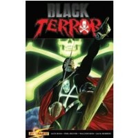 Black Terror Volume 3: Inhuman Remains TP
