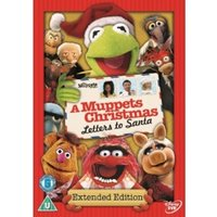Muppets Christmas Letters to Santa DVD