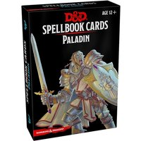 Dungeons & Dragons D&D Paladin Spellbook Cards