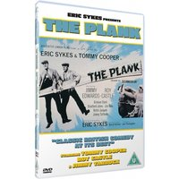 The Plank DVD