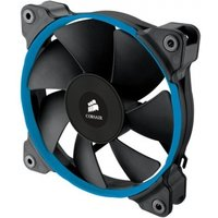 Air Series SP120 Quiet Edition High Static Pressure 120mm Dual Fans with Customizable Three Colored Ring CO-9050006-WW