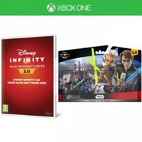 Disney Infinity 3.0 Star Wars Twilight of the Republic Playset & Xbox One Game