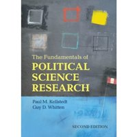 The Fundamentals of Political Science Research by Guy D. Whitten, Paul M. Kellstedt (Paperback, 2013)