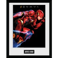 Justice League Movie Flash (30 x 40cm) Collector Print