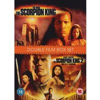 The Scorpion King / The Scorpion King 2 Rise Of A Warrior DVD