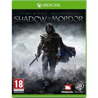 Ex-Display Middle-Earth Shadow of Mordor Xbox One Game (Disc Only)