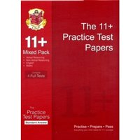 The 11+ Practice Test Papers Mixed Pack: Standard Answers (for GL & Other Test Providers)