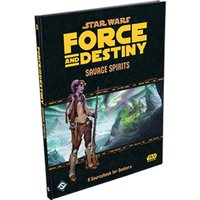 Star Wars Force and Destiny Savage Spirits Sourcebook for Seekers