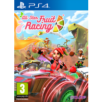 All-Star Fruit Racing PS4 Game