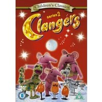 The Clangers: Series 2 DVD