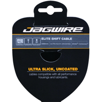 Jagwire Elite Shift Inner Cable Elite Polished Slick Stainless SRAM/Shimano Single