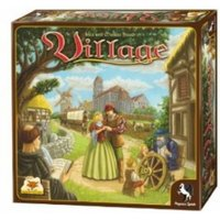 Ex-Display Village Board Game