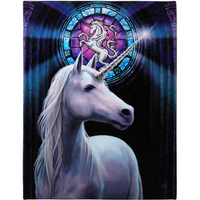Small Enlightenment Canvas Picture by Anne Stokes
