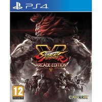 Street Fighter V Arcade Edition PS4 Game