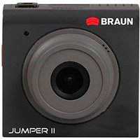 Braun Photo Technik Action Cam Jumper II, Black