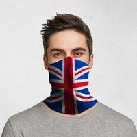 'Union Jack Flag Neck Scarf Face Covering