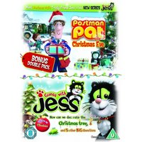 Guess With Jess/Postman Pat Christmas Double Pack DVD