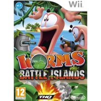 Worms Battle Islands Game