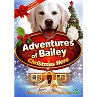 Adventures of Bailey - Christmas Hero DVD