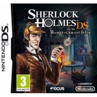 Ex-Display Sherlock Holmes and the Mystery of Osborne House Game
