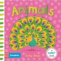 Animals (Bumpy Books) Board book