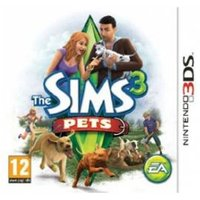 The Sims 3 Pets Game 3DS